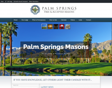 Palm Springs Masons