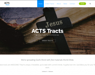 ACTS Tracts