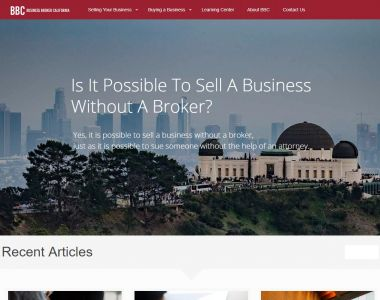 Business Broker California