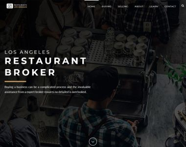 Restaurant Broker Los Angeles